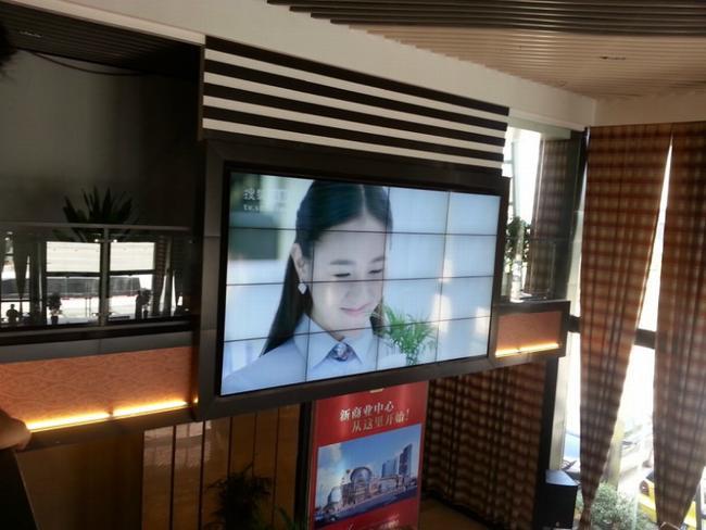 丰城丰跃名城LCD拼接屏